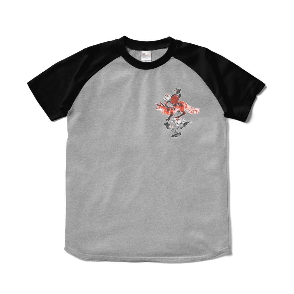 ブレーメンTシャツ ラグラングレイ