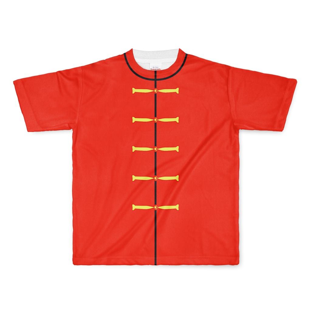 なんちゃってRPG Tシャツ(武道家)Lサイズ
