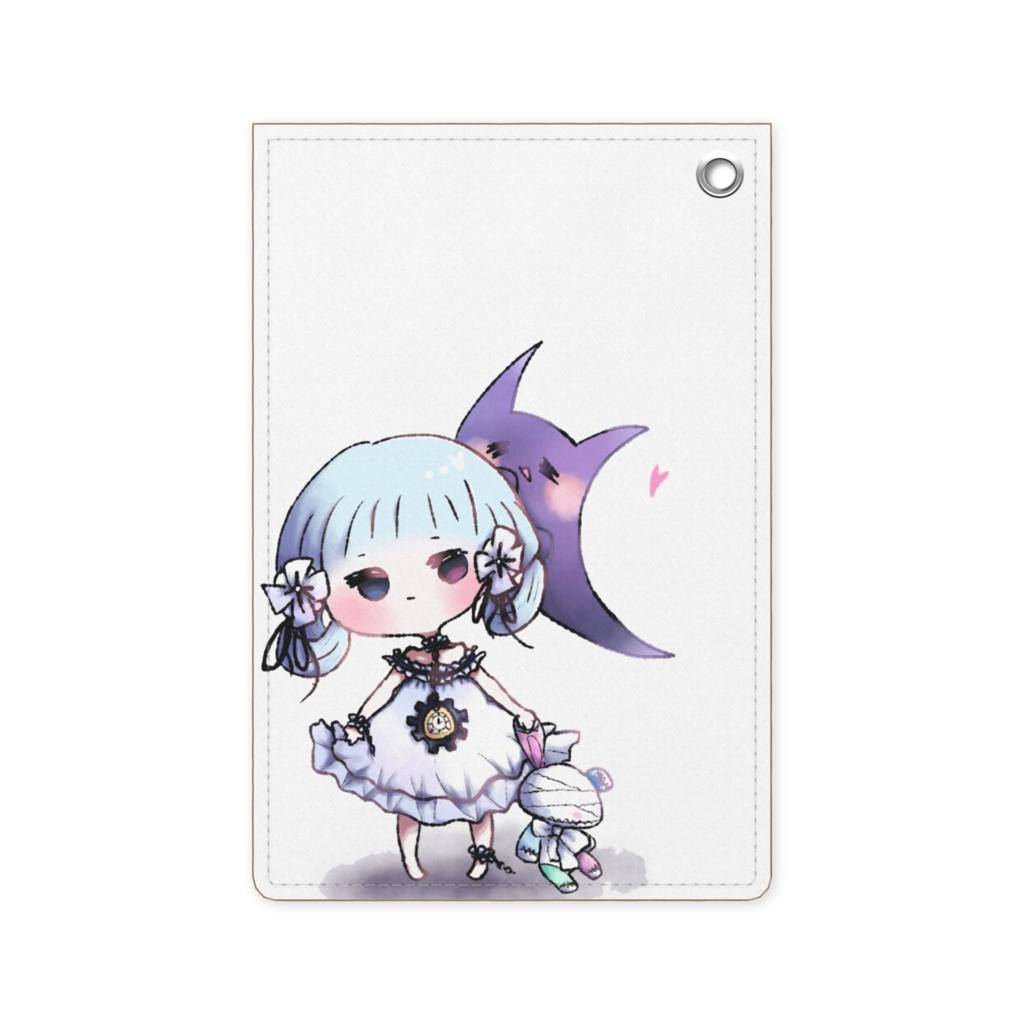コクリコちゃんと悪魔 【パスケース】