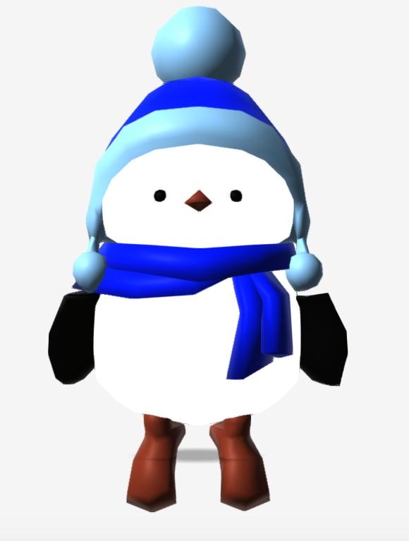 V雪ちゃんアバター(無料有り)