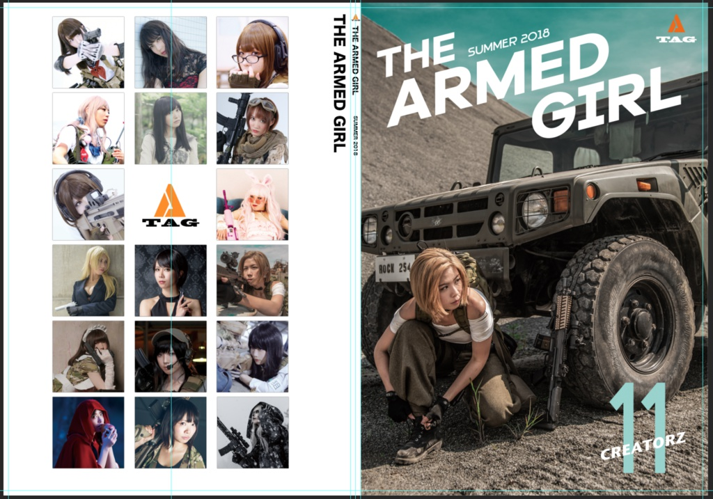 The Armed Girl