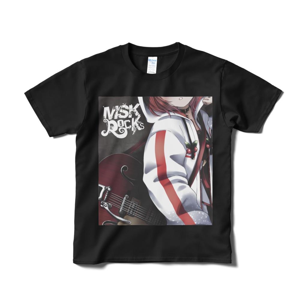 """まさかのロックな黒Tシャツ! Masaka's """"Rock"""" Black T-Shirt"""