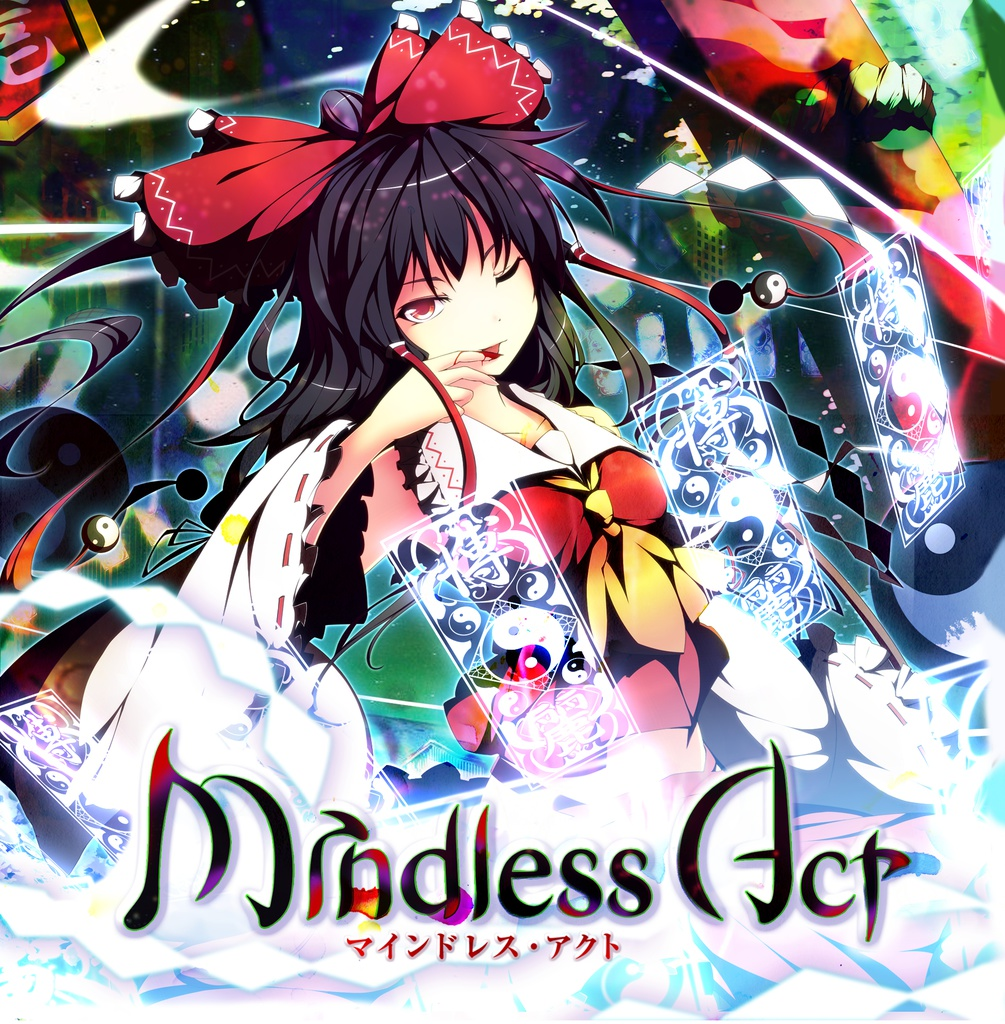 【ENS-0024】Mindless Act