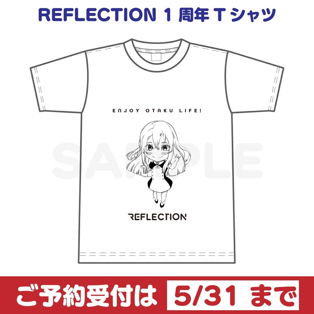 リフレクション Tシャツ【受注生産・5/31まで】