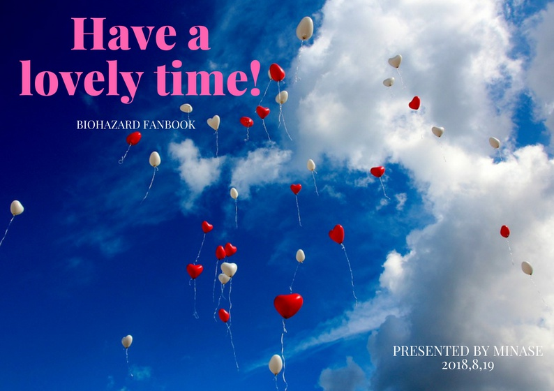 Have a lovely time!