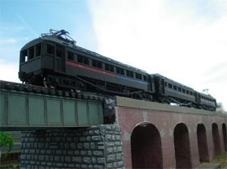 大正電車3両セットA(デハ6340+デロハ6130+サロハ6190)