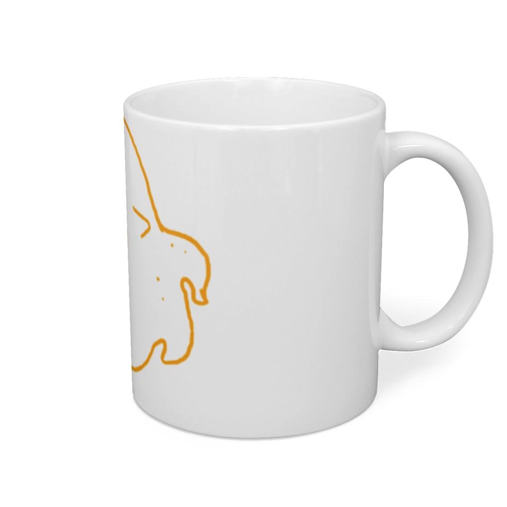 メンダコマグカップ