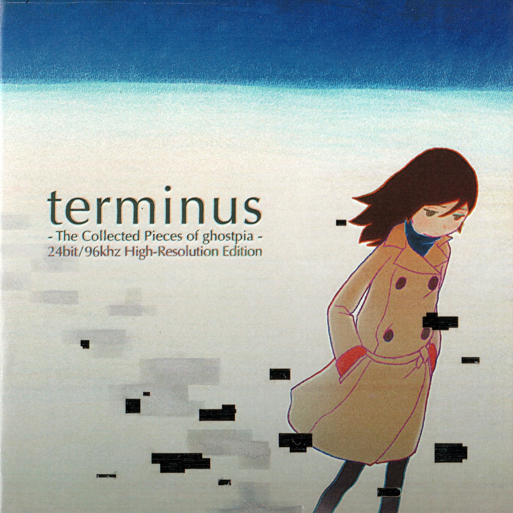 terminus -The Collected Pieces of Ghostpia- High-Resolution Edition