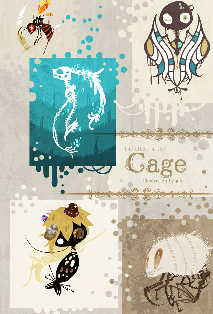 The others in the Cage【28P・A5フルカラー】