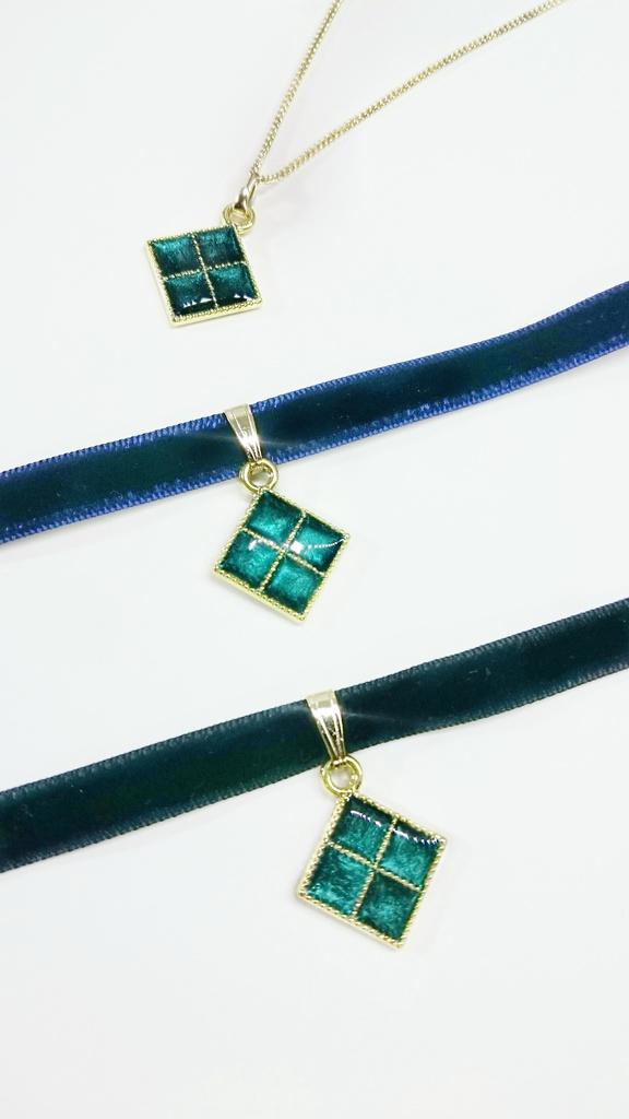 【刀剣乱舞】青江チョーカー&ネックレス