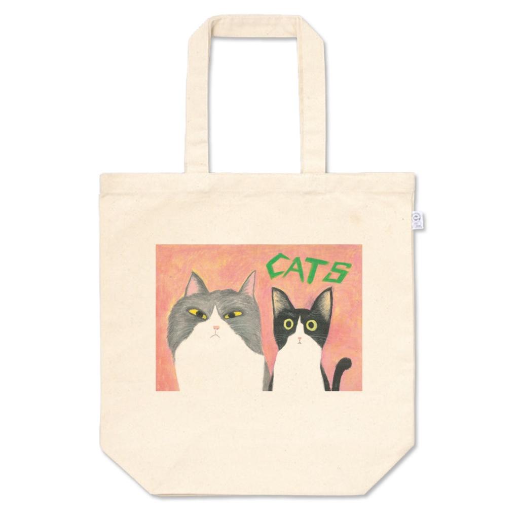cats トートバッグ