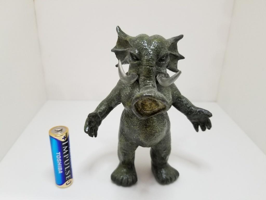 クトゥルー神話 チャウグナー フォーン フィギュア 塗装済み完成品 Nutsuhehuhohu Booth
