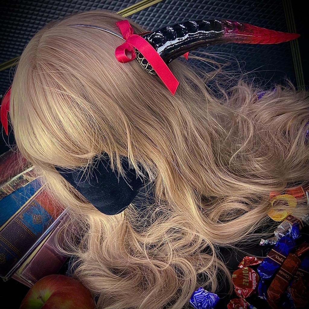 魔獣の角【赤・青】