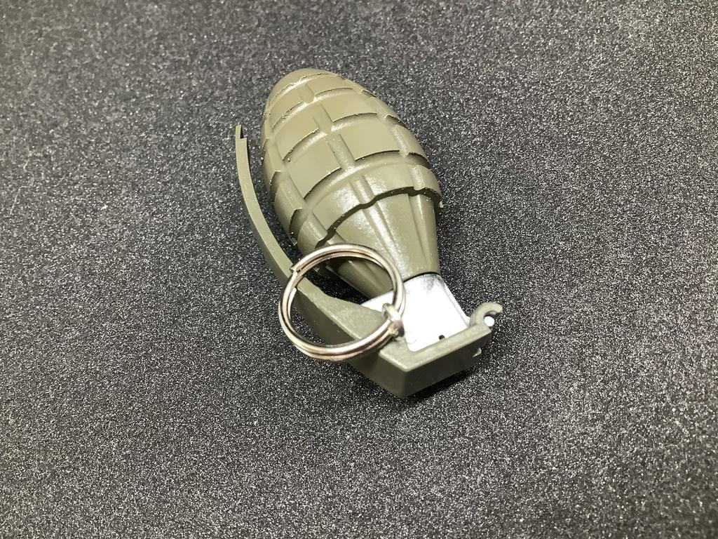 ◆1/3サイズ マーク2手榴弾◆