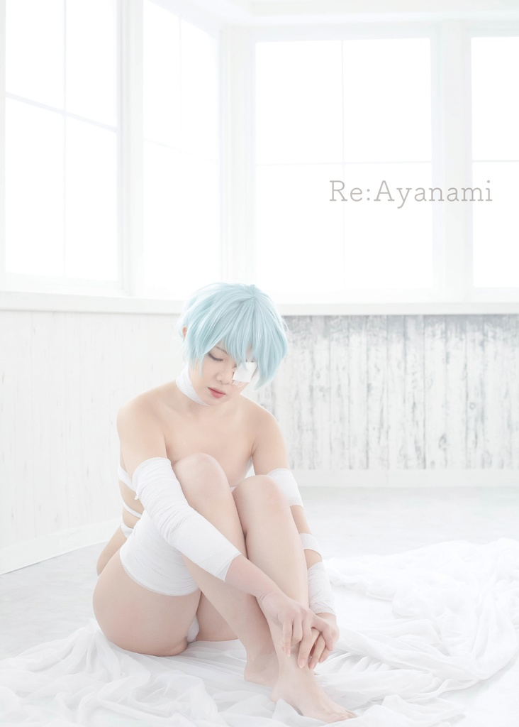 Re:Ayanami(紙媒体)