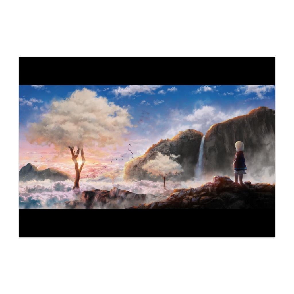 雲の木ポスター