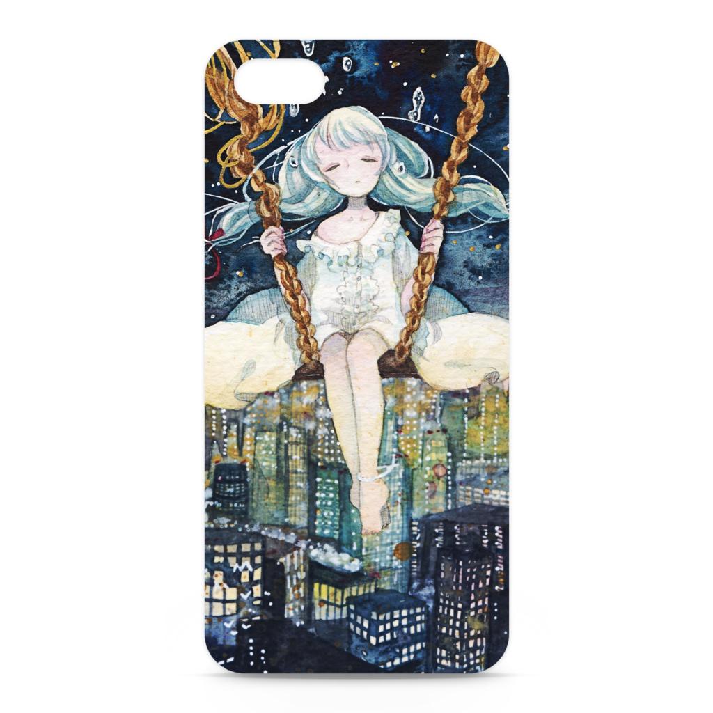 iPhoneケース【夢想するウェンディ】