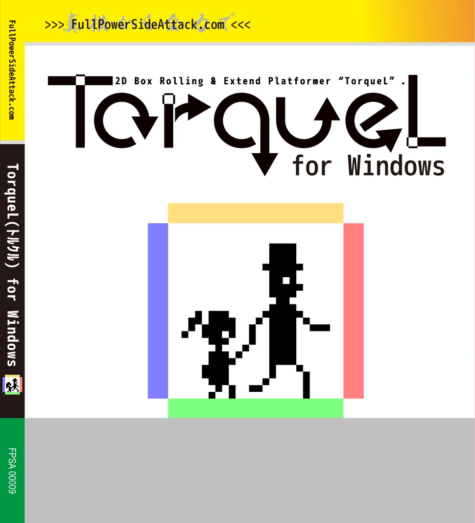 トルクル(TorqueL) for Windows [Steamキー/DRMフリーデータDL付き]
