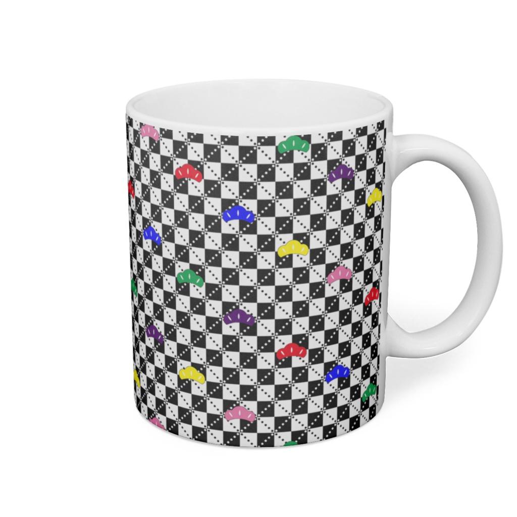 【おそ松さん】マグカップ2・黒