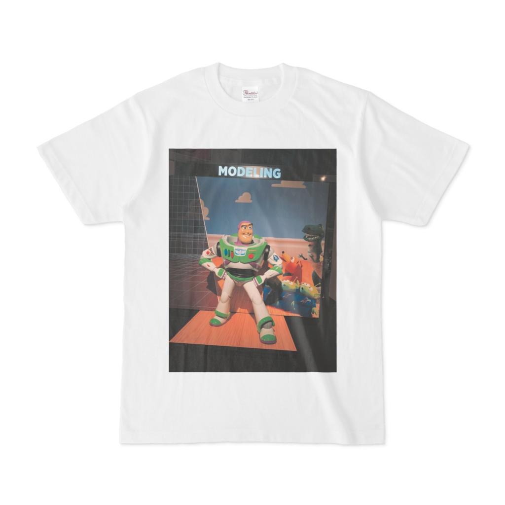 バズライトtシャツ
