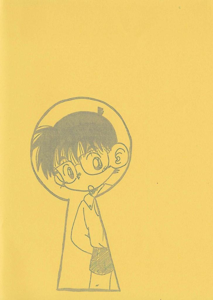 名探偵コナンの事件簿file 5 北海道野球小僧 Booth Booth