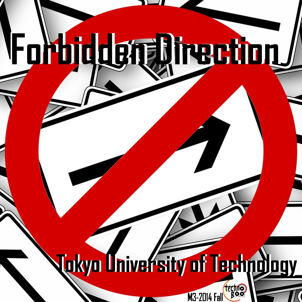 Forbidden Direction