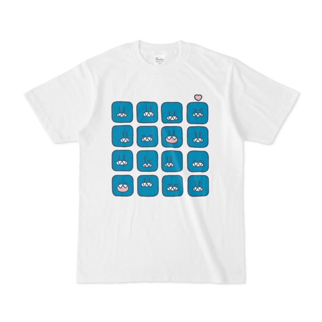 らだおくんTシャツ(白)