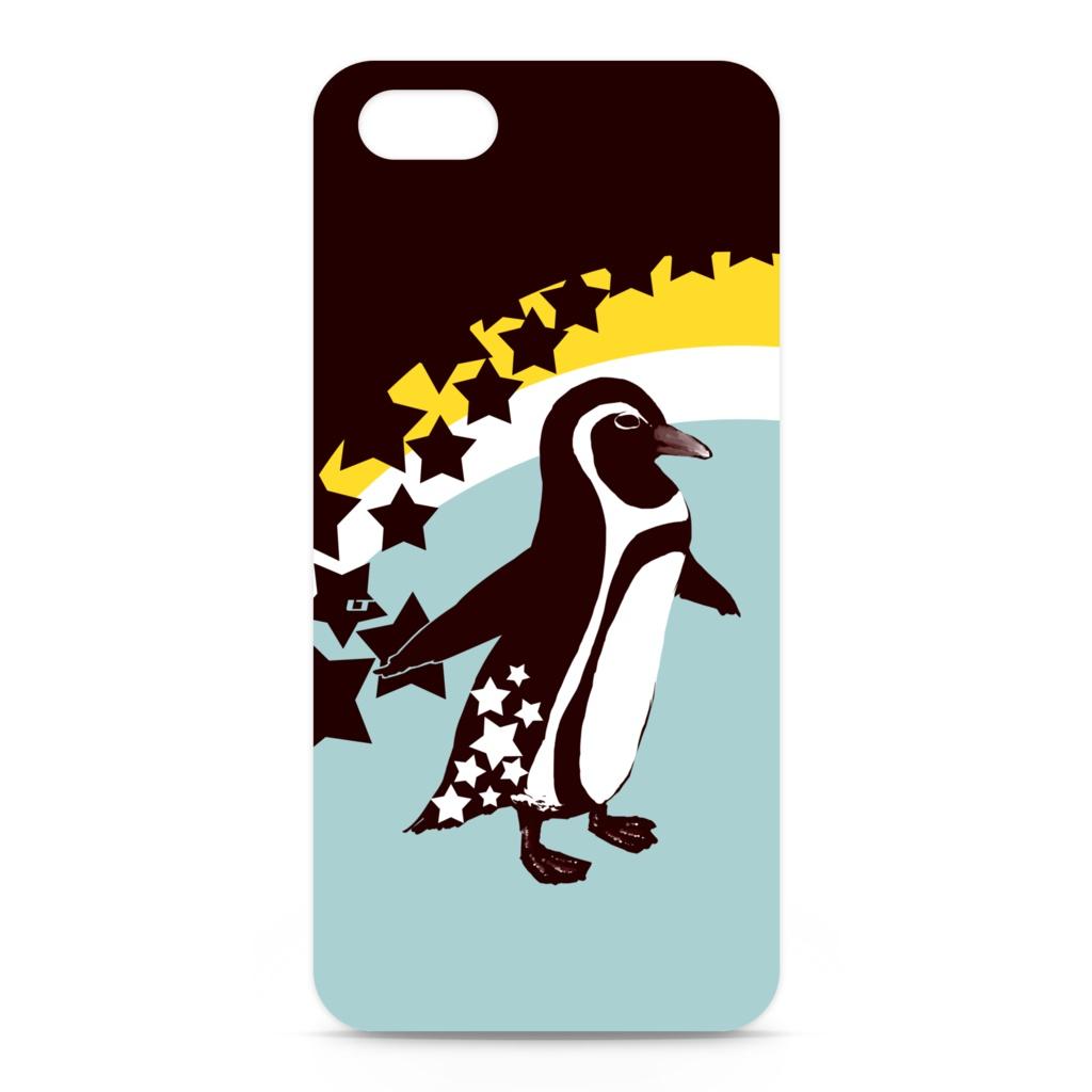 ペンギン日和 P02 [iPhoneケース]