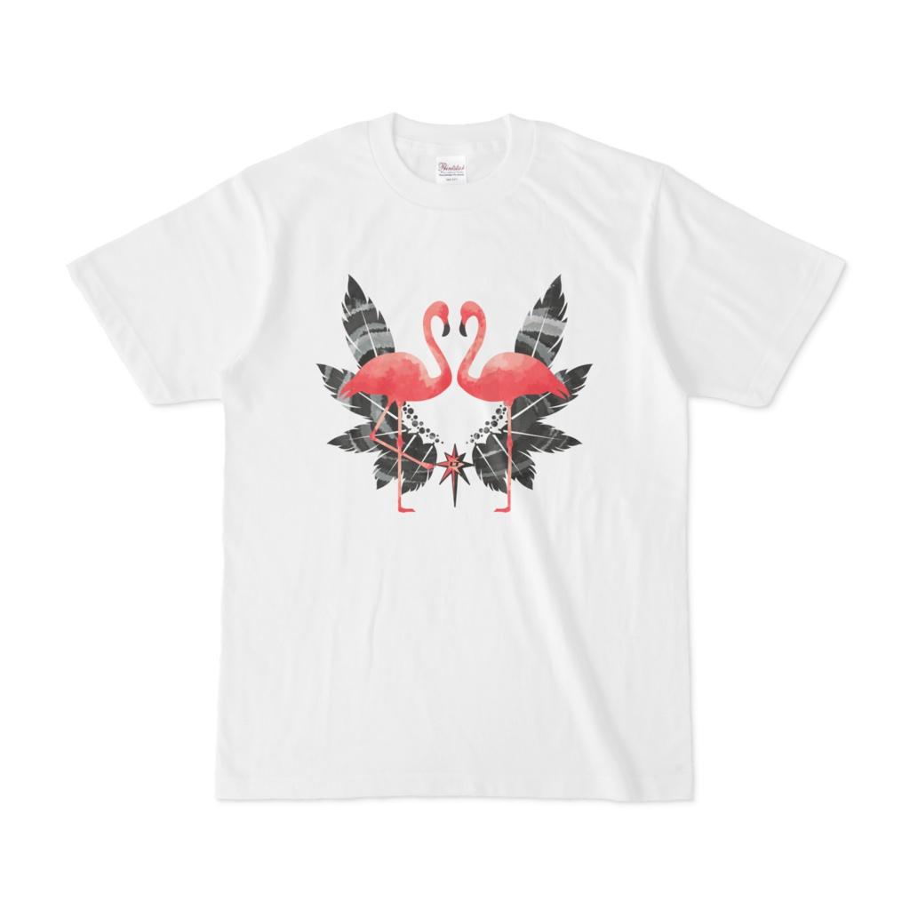 フラミンゴ [Tシャツ]