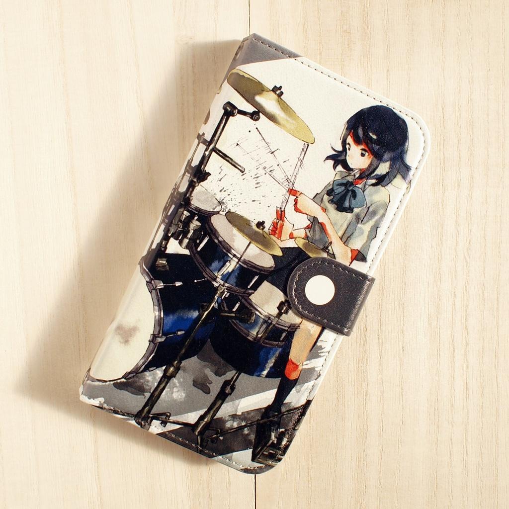 【iPhone・手帳型ケース】365日