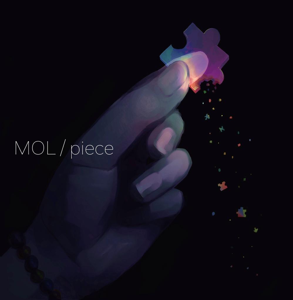 1st Album 「 MOL / piece 」