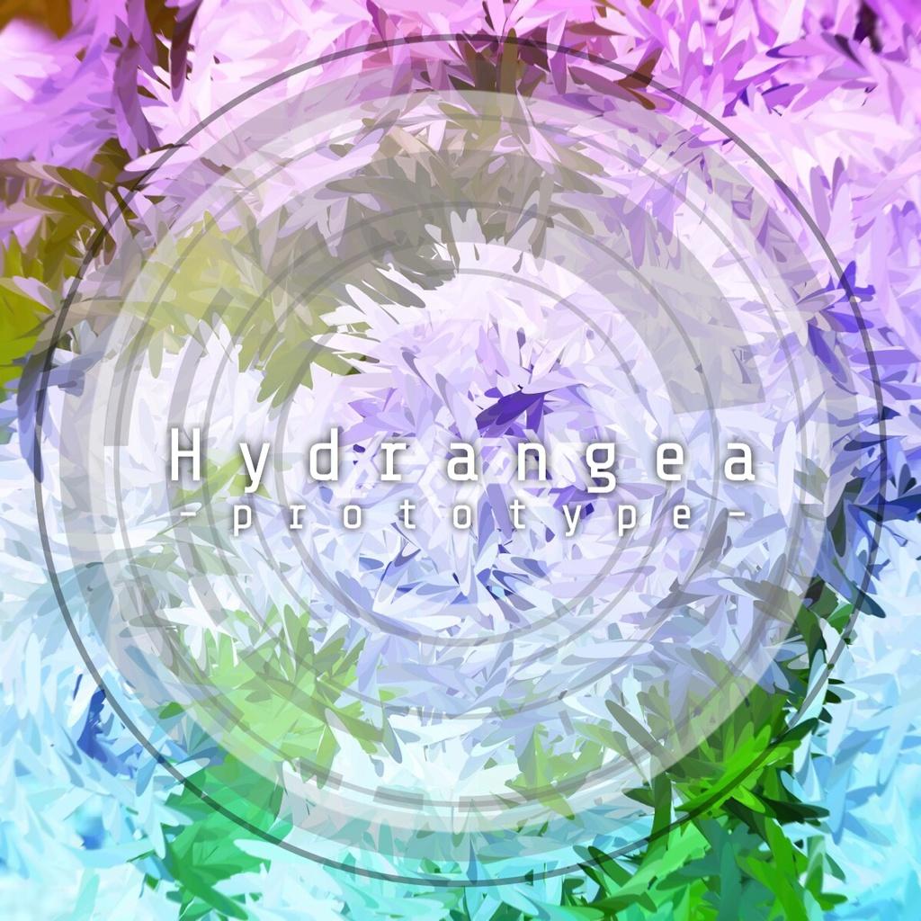 「FREE DL」 Hydrangea-EP 「トランス系」