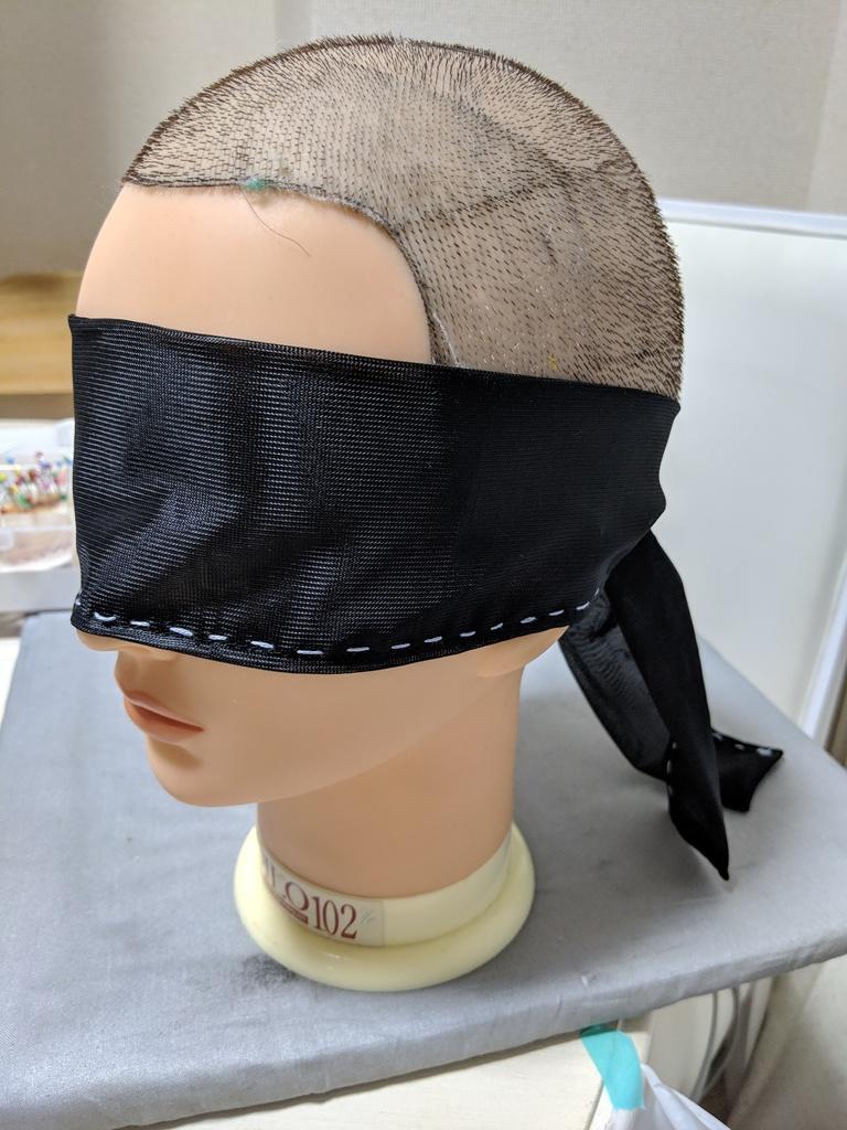 ニーアオートマタ 9S風マスク