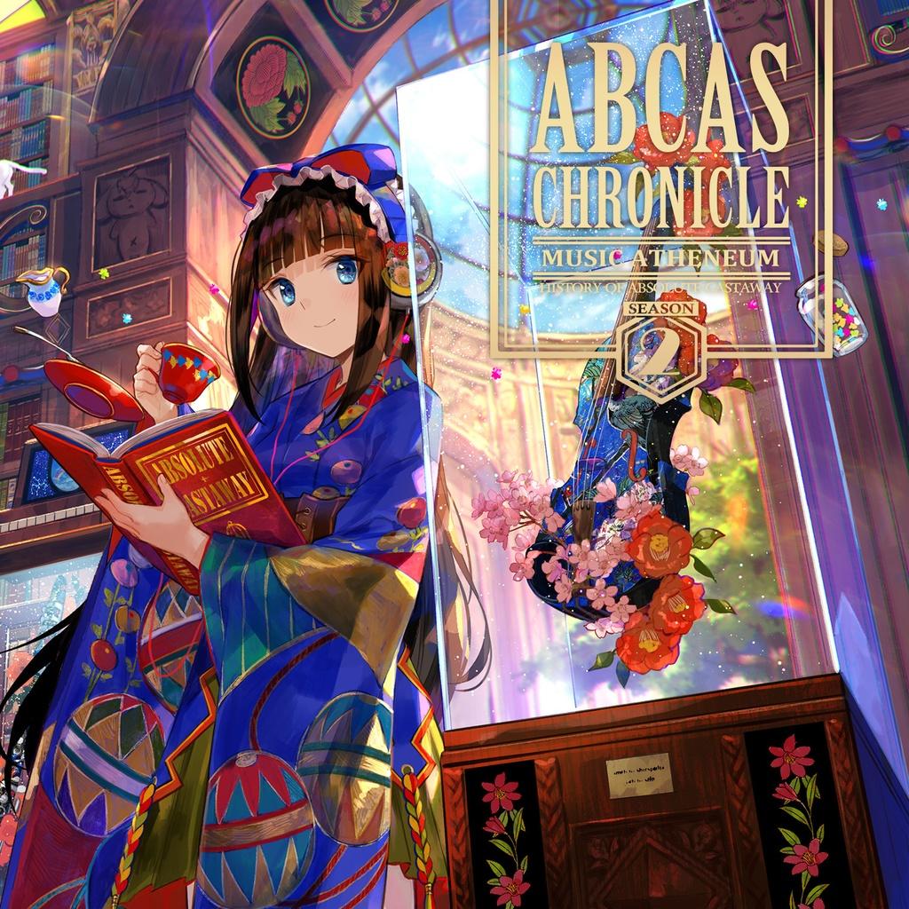 ABCAS CHRONICLE-season2-(特典付)