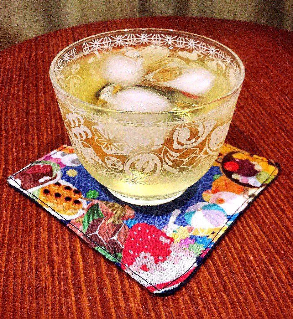 【甘味・和菓子】ガラス冷茶碗