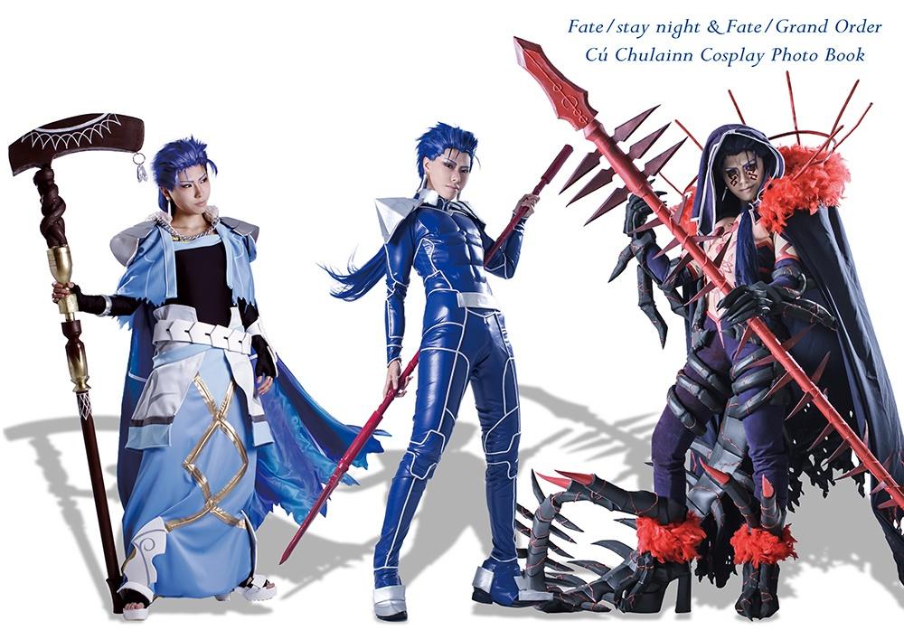 Fate(SN&GO)クー・フーリン写真...