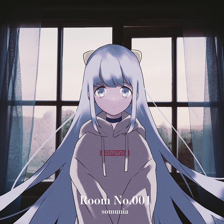 somunia 1st EP 「RoomNo.001」 CD版