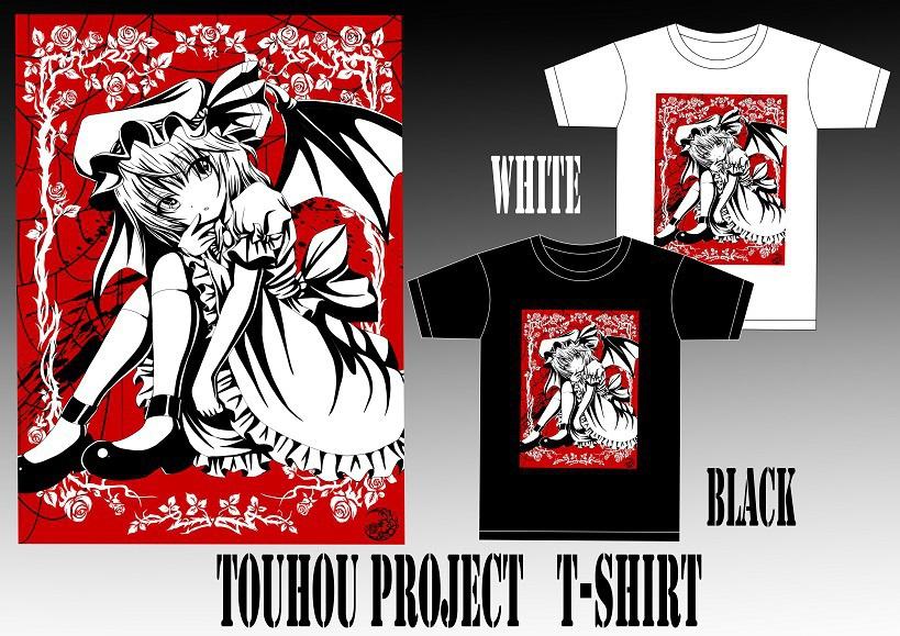 東方project★レミリアTシャツ♪