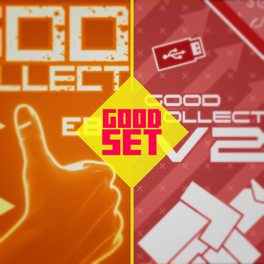 【ABS-001&003】 GOODSET 【APOLLO限定】