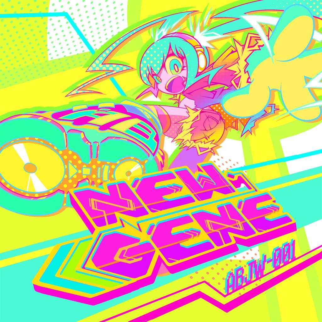 【ABJW-001】NEW-GENE
