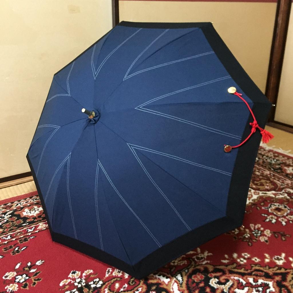 堀川国広イメージ日傘