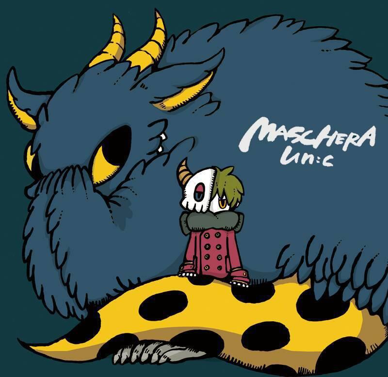【シングルCD】 MASCHERA  【un:c】【特典付き】