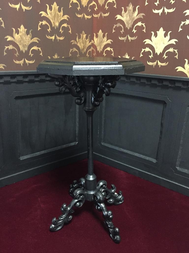 サイドテーブル ブラック