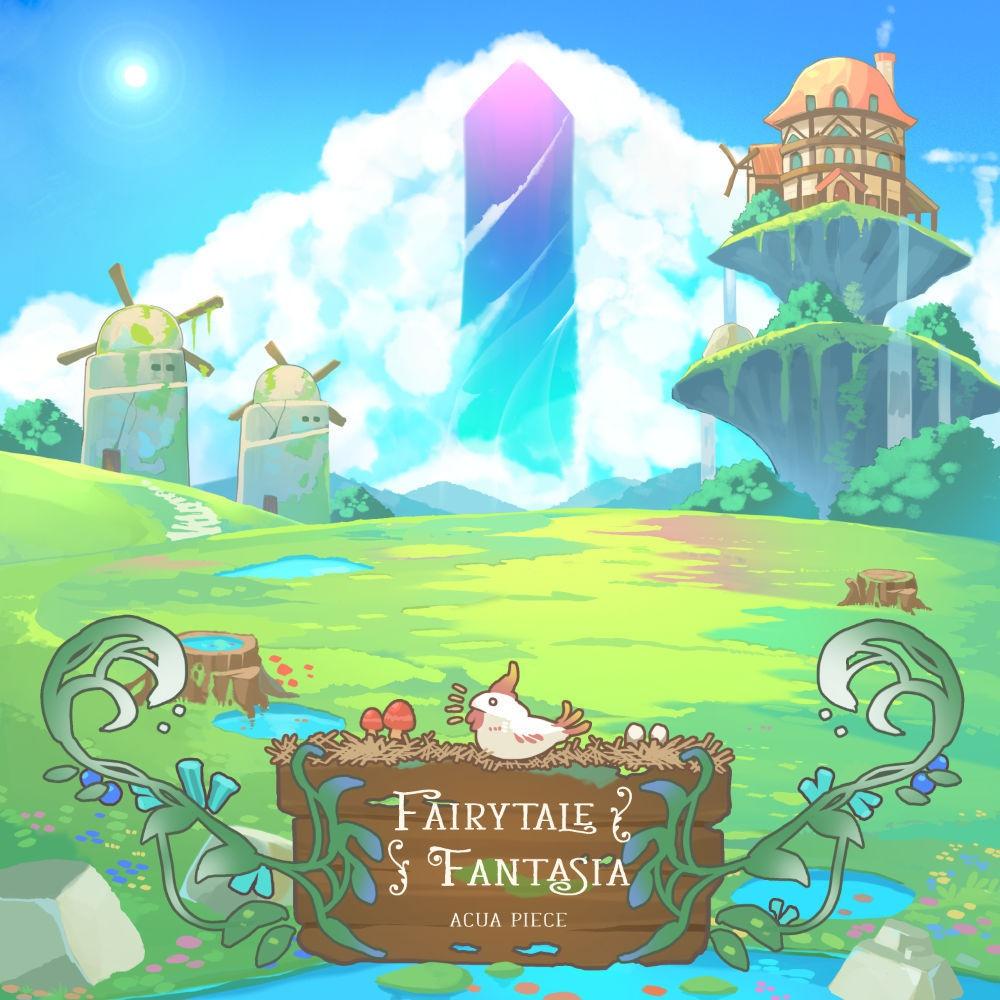 Fairytale Fantasia【ファンタジーRPG系BGMアルバム】