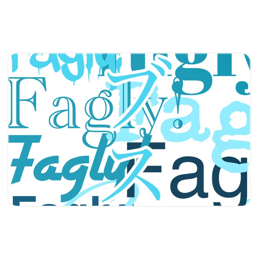 Fagly!ICカードステッカー