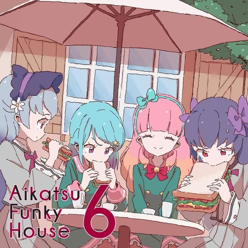 Aikatsu Funky House 6