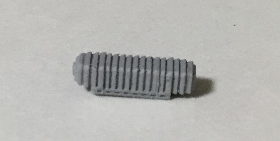 1/700 MM38 エグゾセミサイルランチャー 6パーツセット