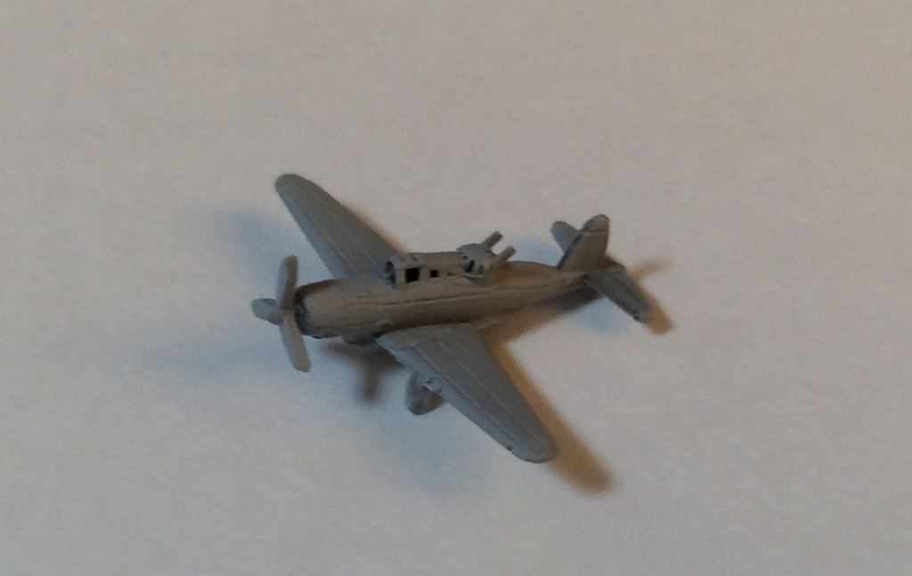 1/700 Blackburn B-25 Roc Mk.I