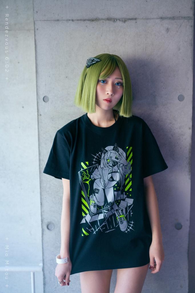 コスホリック+magodesu コラボTシャツ