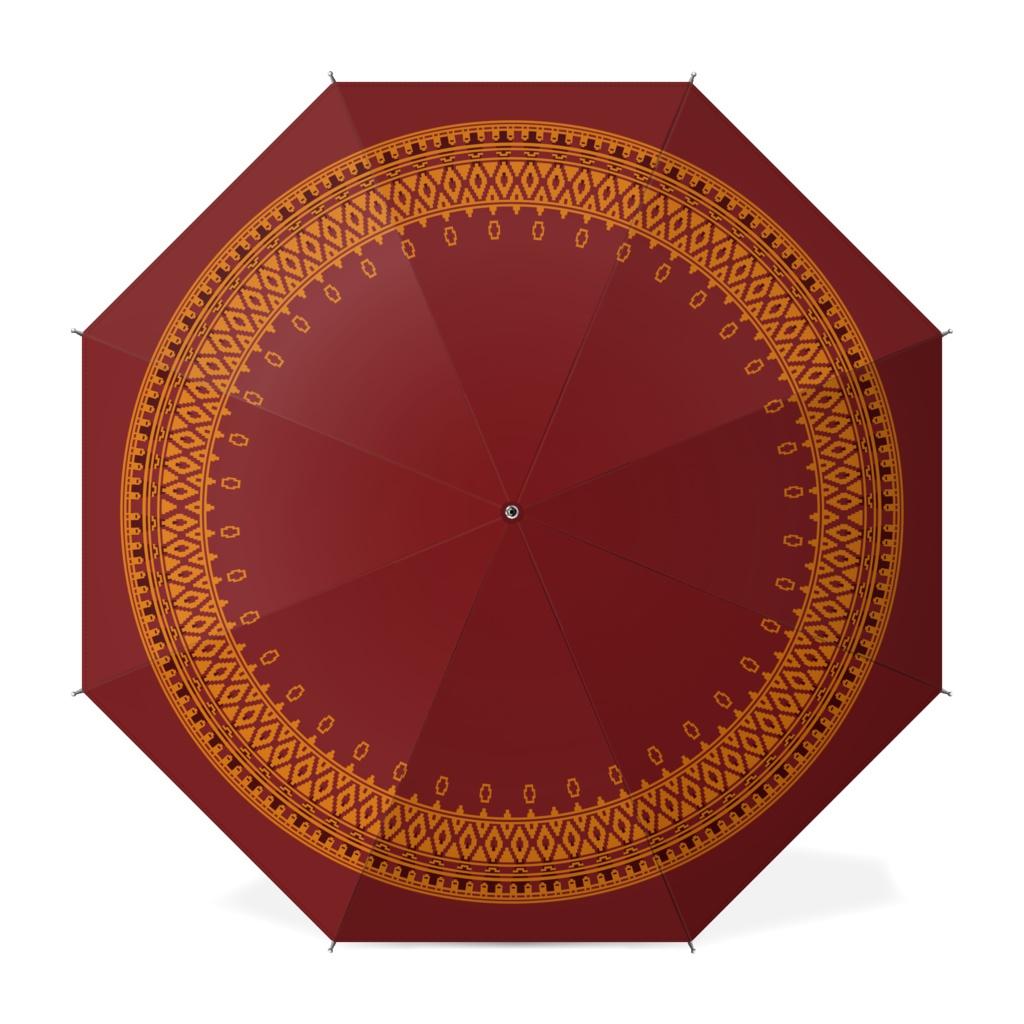 【風ノ旅ビト】赤ビト柄 傘